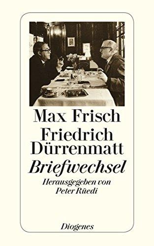 BRIEFWECHSEL hrsg. von Peter Rüedi: Frisch, Max &