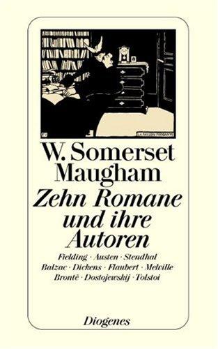 9783257233124: Zehn Romane und ihre Autoren.