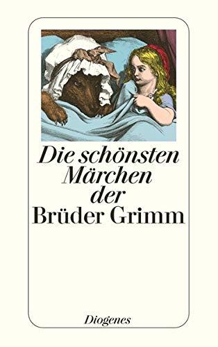 9783257234855: Die schönsten Märchen der Brüder Grimm