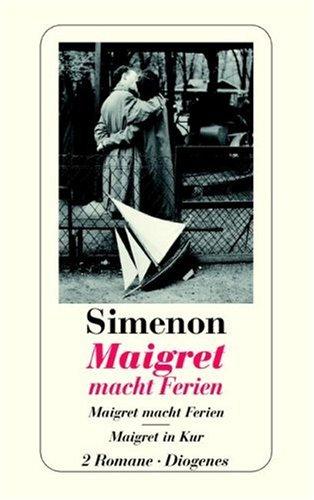 9783257236316: Maigret macht Ferien