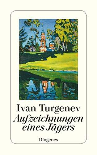 Aufzeichnungen eines Jägers [Broschiert] von Turgenev, Ivan: Turgenev, Ivan