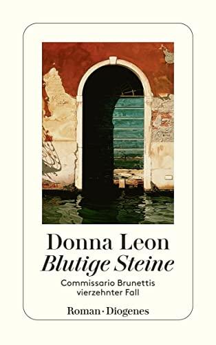 Blutige Steine: Donna Leon