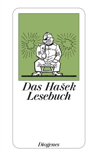 9783257237443: Das Hasek Lesebuch