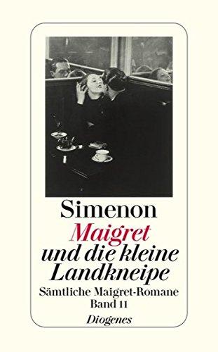 9783257238112: Maigret und die kleine Landkneipe