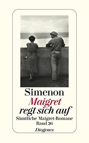 Maigret regt sich auf (9783257238266) by Georges Simenon