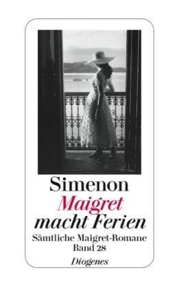 9783257238280: Maigret macht Ferien