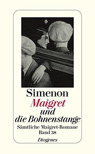 9783257238389: Maigret und die Bohnenstange: Sämtliche Maigret-Romane
