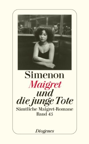 9783257238457: Maigret und die junge Tote