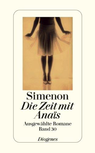 9783257241303: Die Zeit mit Ana�s: Ausgew�hlte Romane in 50 B�nden