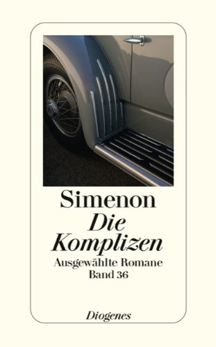 Die Komplizen (3257241364) by Georges Simenon