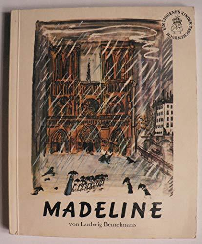 9783257250312: Madeline
