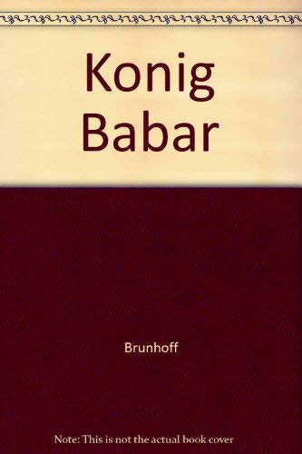9783257250398: Konig Babar (German Edition)