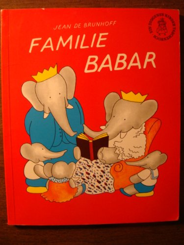 9783257250534: Familie Babar (German Edition)