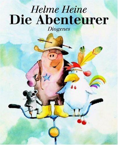 9783257251067: Die Abenteurer (German Edition)