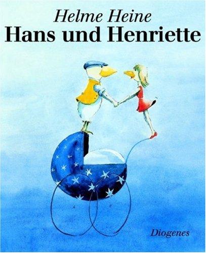 9783257251098: Hans und Henriette