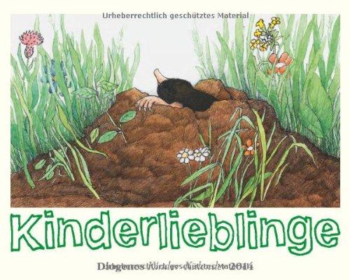9783257510591: Kinderlieblinge 2014: Diogenes Kinder-Kalender