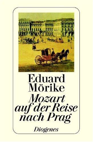 9783257700817: Mozart auf der Reise nach Prag