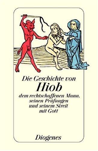 Die Geschichte von Hiob.: Luther, Martin