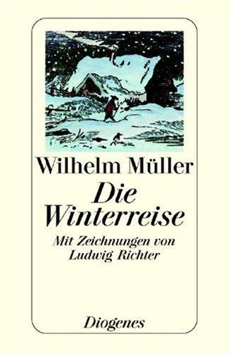 9783257701722: Die Winterreise..