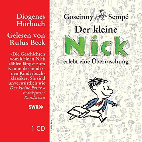 Der kleine Nick erlebt eine Überraschung: Goscinny, Rene