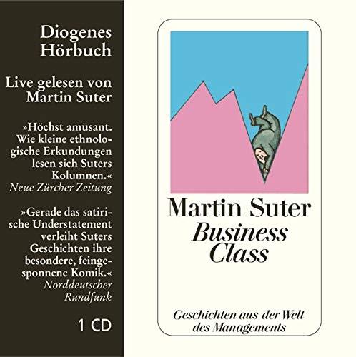 9783257800593: Business Class. CD