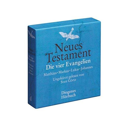 9783257801354: Die vier Evangelien. CD