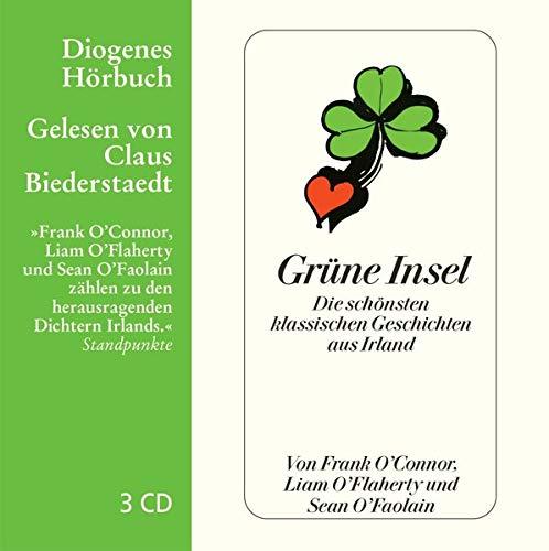 9783257801859: Grüne Insel: Die schönsten klassischen Geschichten aus Irland
