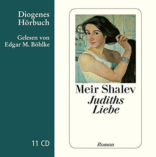9783257802184: Judiths Liebe