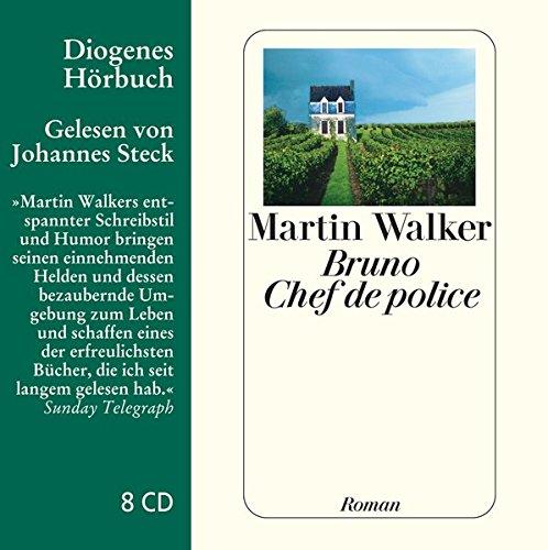 9783257802603: Bruno Chef de police
