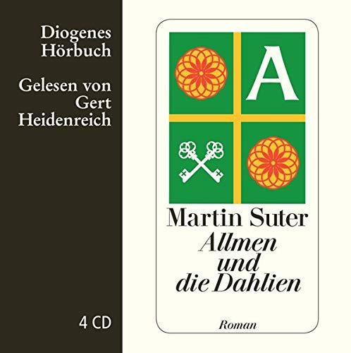 Allmen und die Dahlien, 4 Audio-CDs: Suter, Martin /