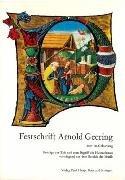 Festschrift Arnold geering zum 70. geburtstag.: n/a