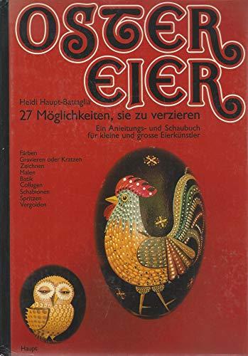 9783258027234: Ostereier [Hardcover] by Heidi Haupt-Battaglia