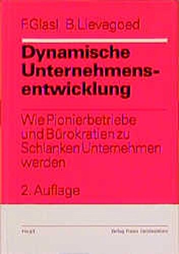 9783258053899: Dynamische Unternehmensentwicklung.