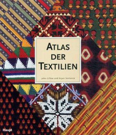 9783258060408: Atlas Der Textilien (German Edition)
