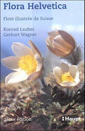 9783258063218: Flora Helvetica 2 volumes : Flore illustrée de Suisse