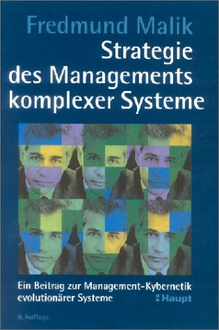 9783258066844: Strategie des Managements komplexer Systeme.