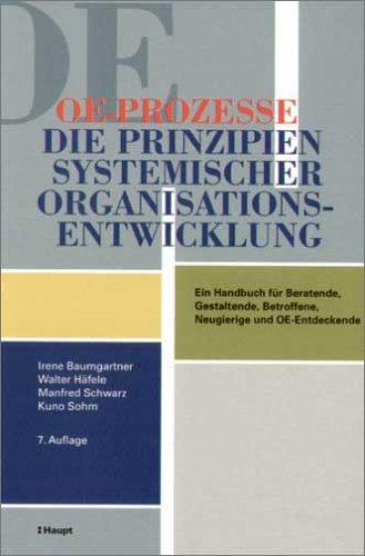 9783258068121: OE-Prozesse initiieren und gestalten