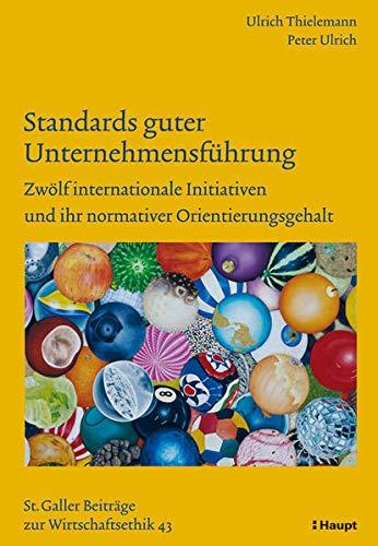Standards guter Unternehmensführung: Ulrich Thielemann