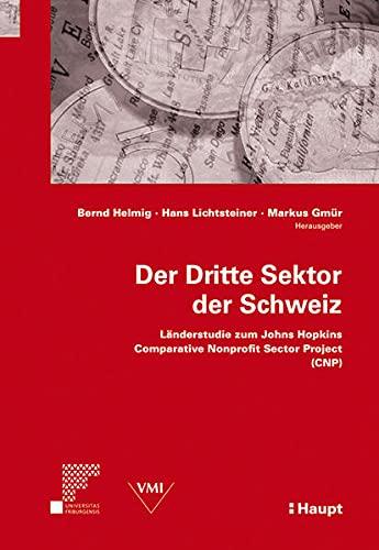 Der Dritte Sektor der Schweiz: Markus Gm�r