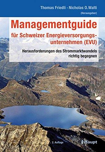 Managementguide für Schweizer Energieversorgungsunternehmen (EVU): Thomas Friedli