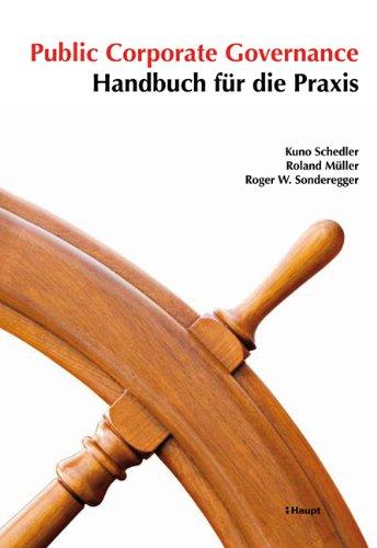 9783258076447: Public Corporate Governance: Handbuch für die Praxis