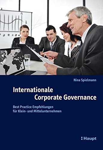 Internationale Corporate Governance: Nina Spielmann