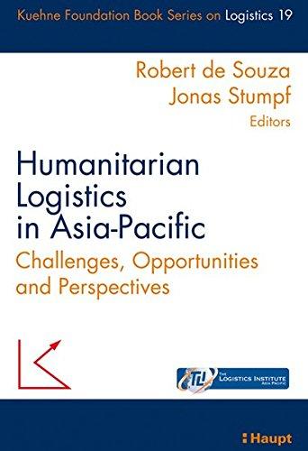 9783258077970: Humanitarian Logistics in Asia-Pacific
