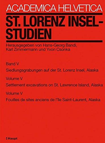 St. Lorenz Insel-Studien Band 5/V: Hans-Georg Bandi