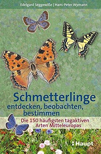 9783258078915: Schmetterlinge entdecken, beobachten, bestimmen