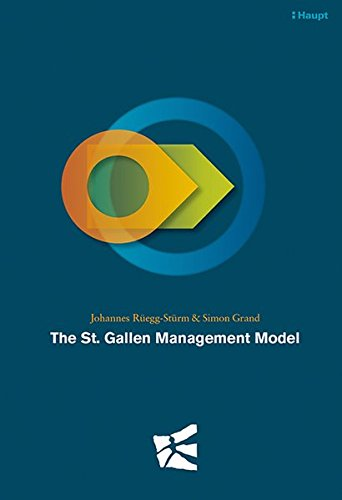 The St. Gallen Management Model: Johannes R�egg-St�rm