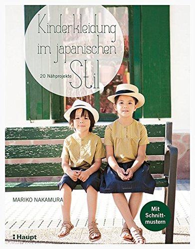 9783258601250: Kinderkleidung im japanischen Stil: 20 N�hprojekte