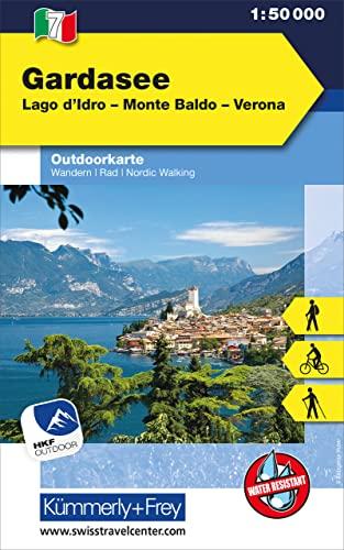 9783259007068: Lake Garda 2017