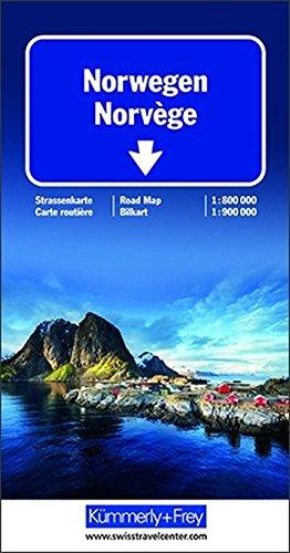 9783259010372: Norway: KF.NO