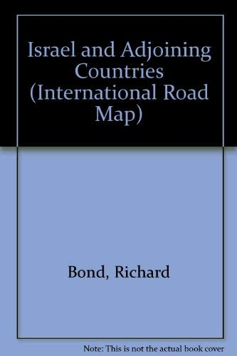 9783259011614: Israel and Adjoining Countries (International Road Map)